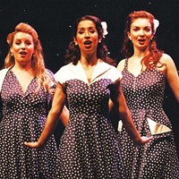 Pittsburgh CLO Cabaret's <i>A Grand Night for Singing</i>