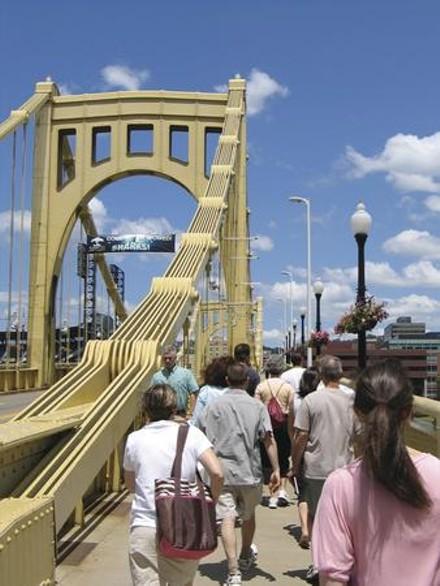 Pittsburgh History & Landmarks Foundation Walking Tour - COURTESY OF PHLF