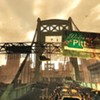Pittsburgh is the model for another post-apocalyptic landscape in another video game