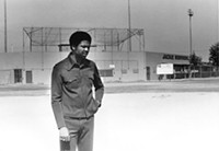 Pittsburgh Pirate Dock Ellis: outstanding on field and off