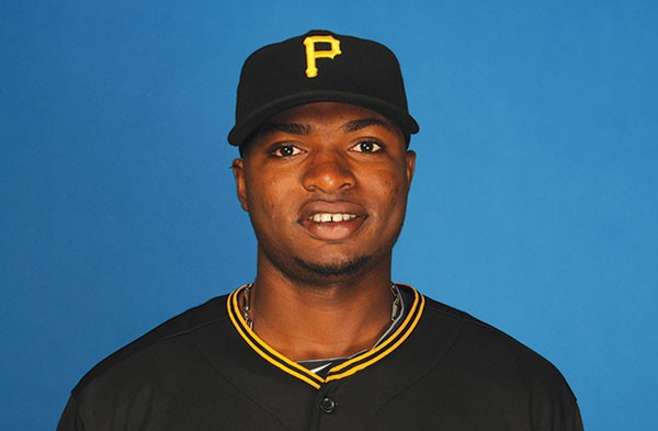 Pittsburgh Pirate Gregory Polanco