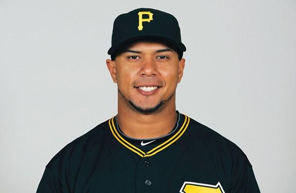 Pittsburgh Pirate Jose Tabata