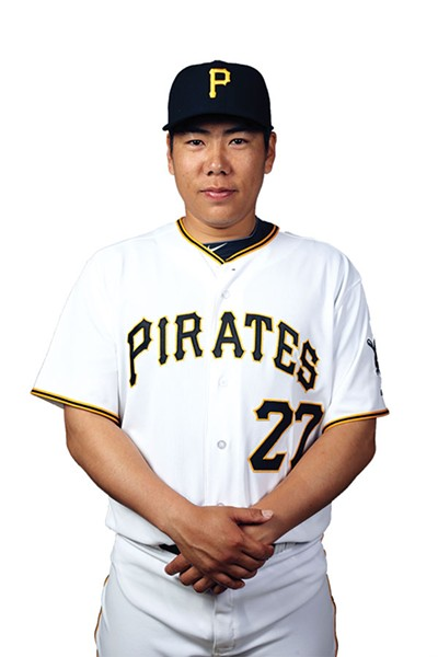 Pittsburgh Pirates Jung-ho Kang
