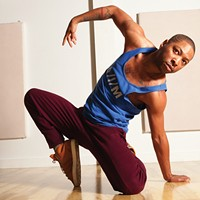 Pittsburgh product Kyle Abraham hits the big time in the dance world.