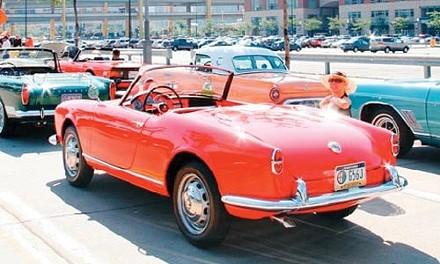 Pittsburgh Vintage Grand Prix - July 11 - 19