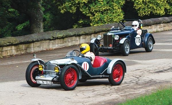 Pittsburgh Vintage Grand Prix, July 11-20