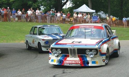 Pittsburgh Vintage Grand Prix, July 11-25