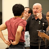 Pittsburgh's father of professional ballet — and of Point Park's dance program — retires