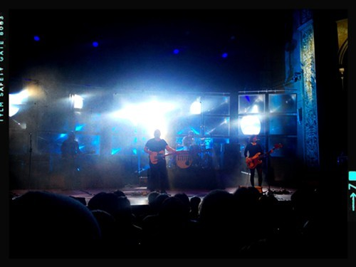 PIxies at Carnegie Music Hall, Oakland