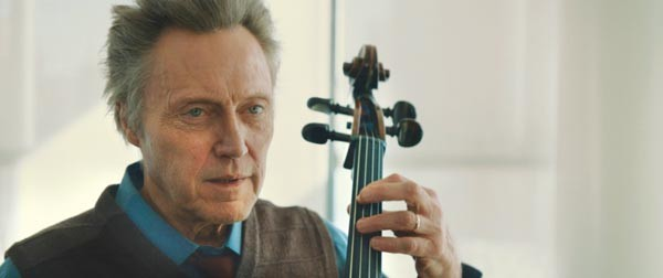 Playing for time: Christopher Walken