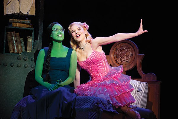 PNC Broadway Across America, Wicked