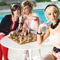 The Pipettes go past formulaic pop without forgetting the pop formula