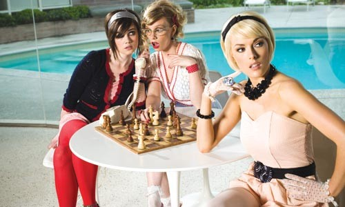 Pop life: The Pipettes