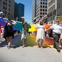 Pride  Photo by John Colombo