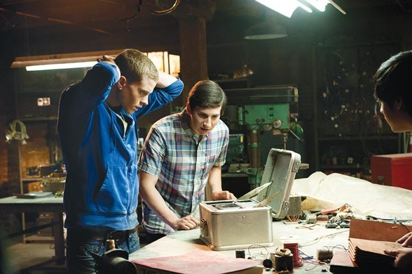 Project Almanac film