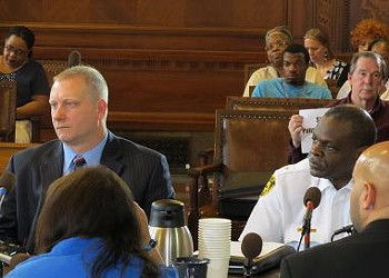 Police accountability measure tabled