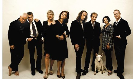 Punk rawk: The Mekons