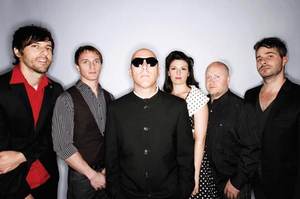Puscifer photo by Tim Cadiente