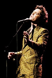 Puttin' on the ritz: Rufus Wainwright