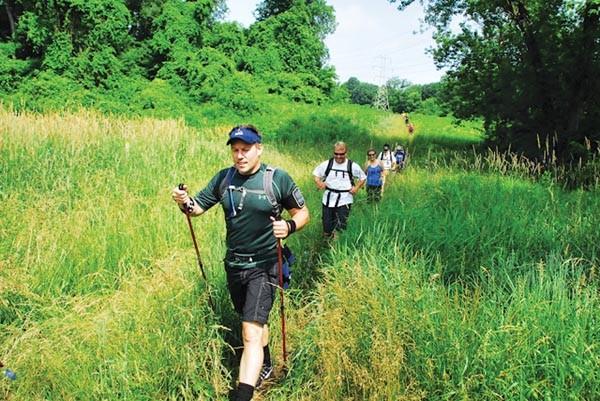 Rachel Carson Trail Challenge