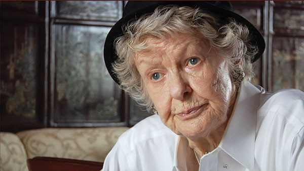 Ready for her close-up: Elaine Stritch