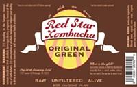 Red Star Kombucha logo