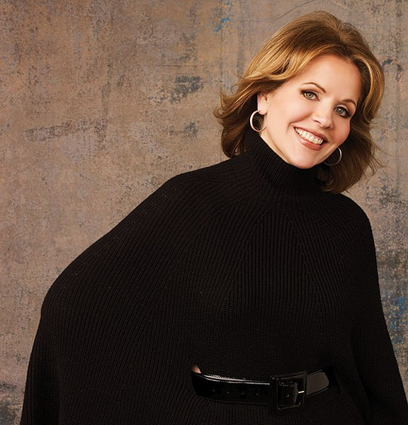 Renee Fleming at Carnegie Music Hall
