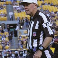 Replacement referee Craig Ochoa