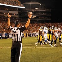 Replacement refs add uncertainty to NFL season