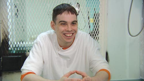 Report from death row: Michael Perry