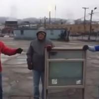 Residents give 'Closed-Window Award' to Neville Island's Shenango coke plant