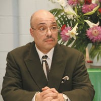 Rev. Ricky Burgess