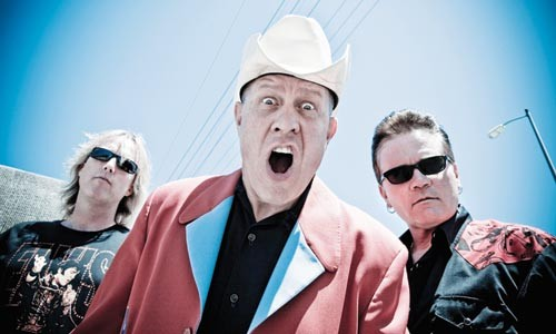 Reverend Horton Heat, June 2