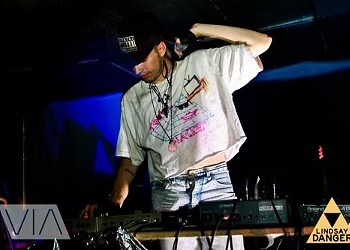 Review: Pictureplane, Teengirl Fantasy, Gatekeeper, Majeuere, Cutups at Belvedere's