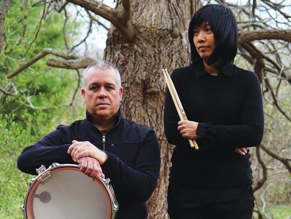 Roberto Rodriguez, Susie Ibarra