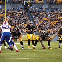 Roethlisberger should thrive in the no-huddle offense.