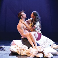 <i>Romeo & Juliet</i> at Carnegie Mellon School of Drama