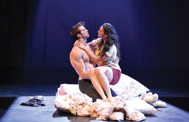 Romeo & Juliet at Carnegie Mellon School of Drama   Theater Reviews ...