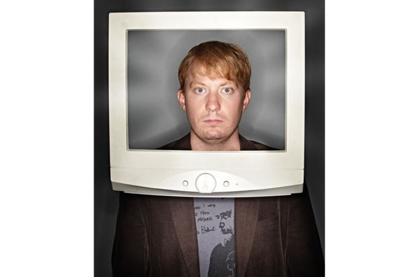 Ron Placone wants to help you escape your TV.