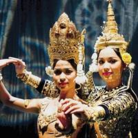 The renowned Royal Ballet of Cambodia makes its Pittsburgh debut