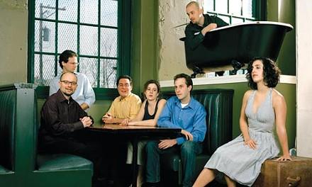 Rub-a-dub dub: NOW Ensemble