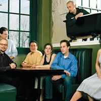 "Music on the Edge presents NOW Ensemble -- but don't call their music ""New"""