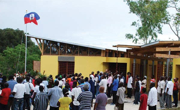 Sant Lespwa Center of Hope in Hinche, Haiti