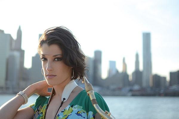 Sax and the city: Pittsburgh-born Chelsea Baratz