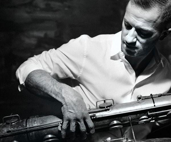 Sax man gone solo: Colin Stetson
