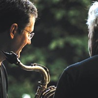 Father-and-son jazz saxophonists reunite for a free concert Tuesday