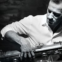 Saxophonist Colin Stetson steps into the spotlight