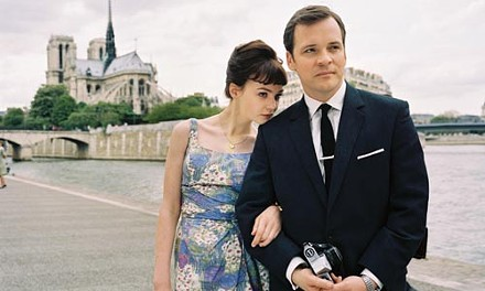 School's in session for Carey Mulligan and Peter Sarsgaard