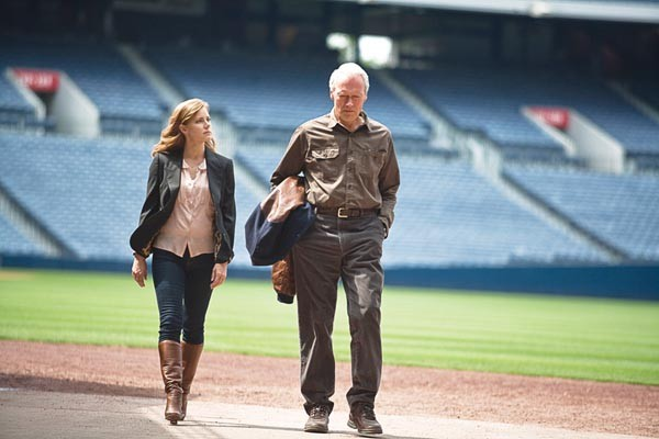 Scouting trip: Amy Adams and Clint Eastwood