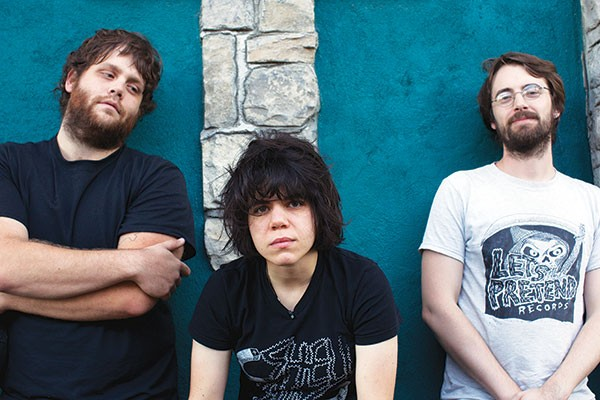 Screaming Females Band